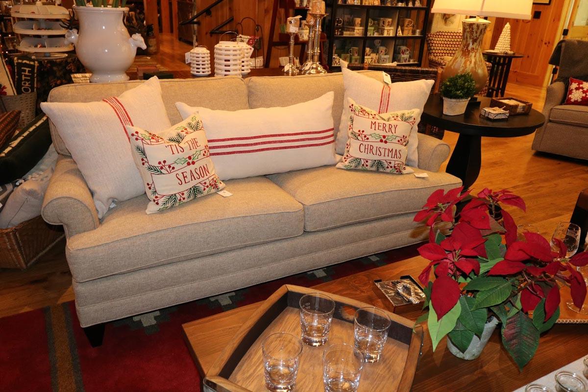 Lakeside Living Festive Upholstery