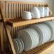 Mounted Dish Rack